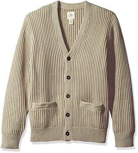 Dockers Sleeve Button Cashmere Cardigan