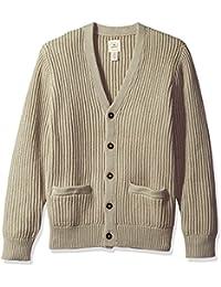 Dockers Men's Long Sleeve Button Front Cotton Cashmere...