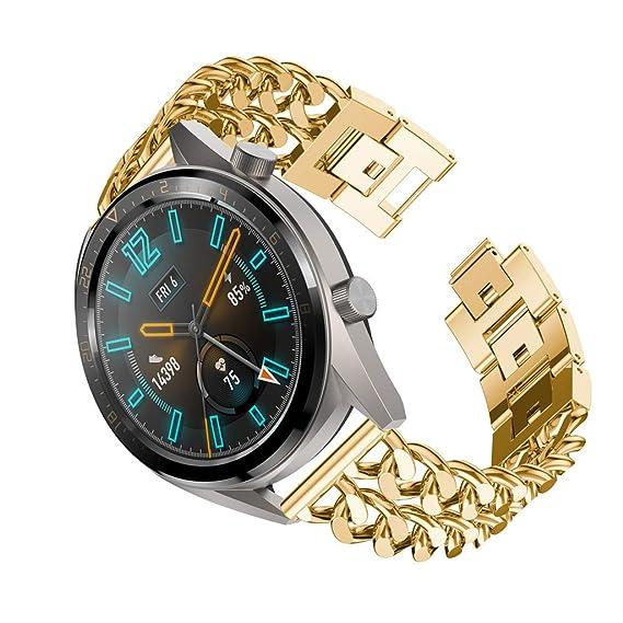Heligen_Electrónica y dispositivos para Huawei Watch GT, Correa para ...