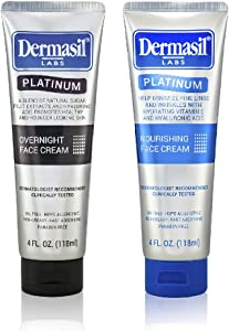 Win A Free Advanced Day & Over Night Face Cream Dermasil Platinum…
