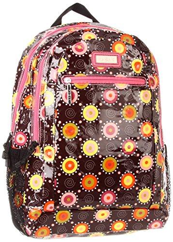 Hadaki Cool HDK827 Backpack,Doodle Bugs Pink,One Size