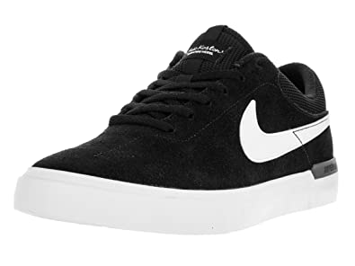 NIKE BRUIN SB PREMIUM SE SKATEBOARD SHOES NEW MEN'S SIZE 9.5 BLACK/GREY/WHITE