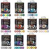 Chameleon Color Top Set Of 5 - Bundle Of 10: Pastel, Primary, Earth, Cool, Gray, Skin, Warm, Floral, Blue, & Nature