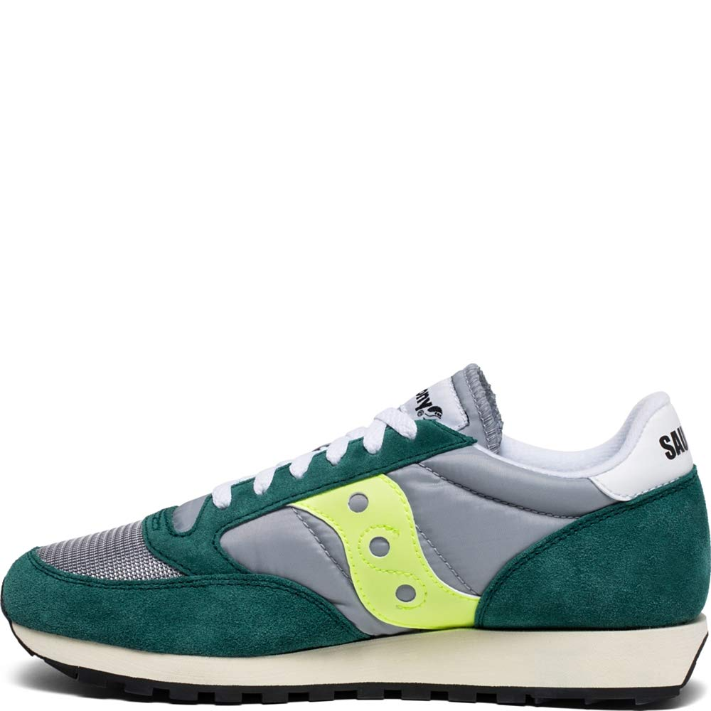 Saucony Originals Mens Jazz Original Vintage Sneaker