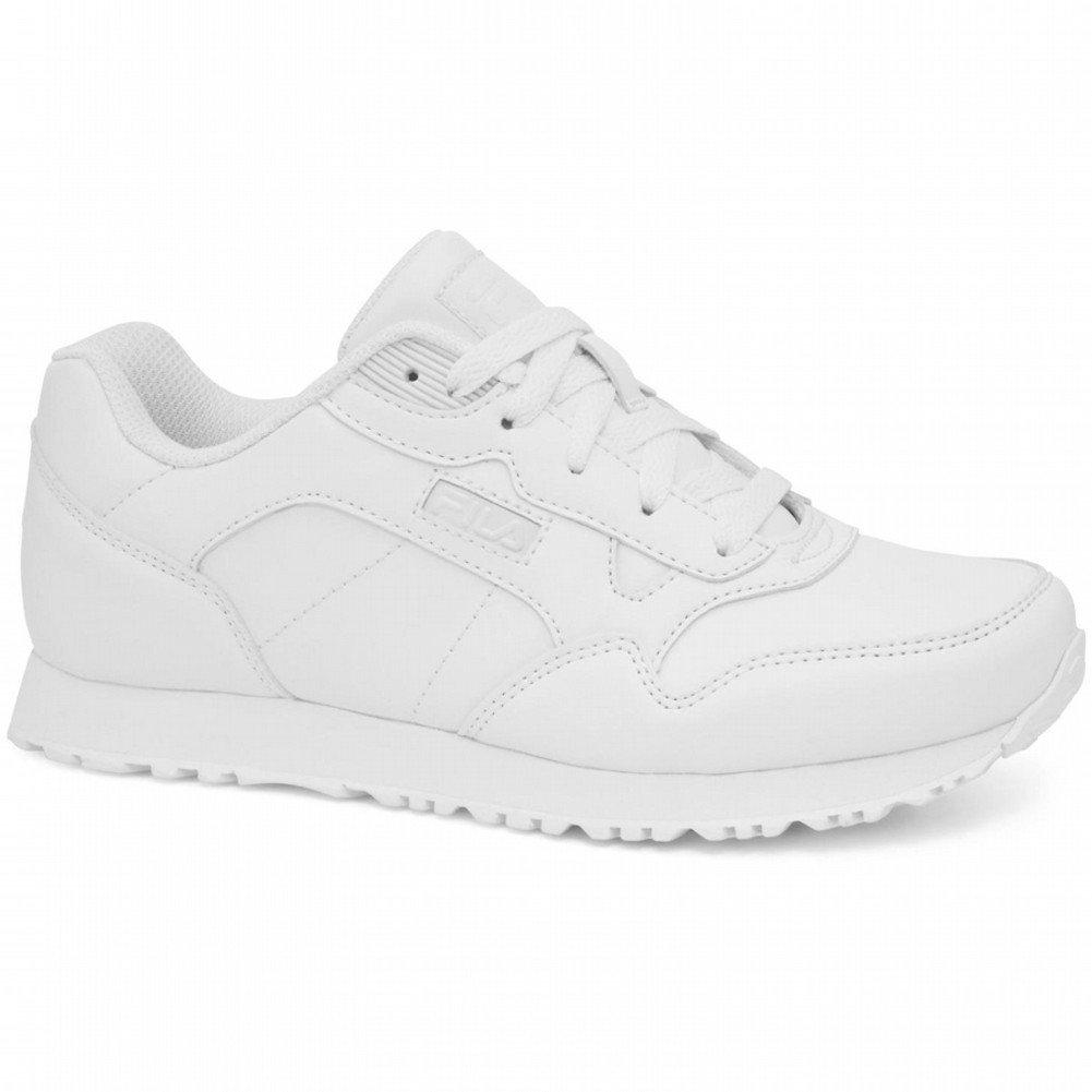 Fila Women's Cress Walking Shoe B077FGBZQ1 12 B(M) US White, White, White