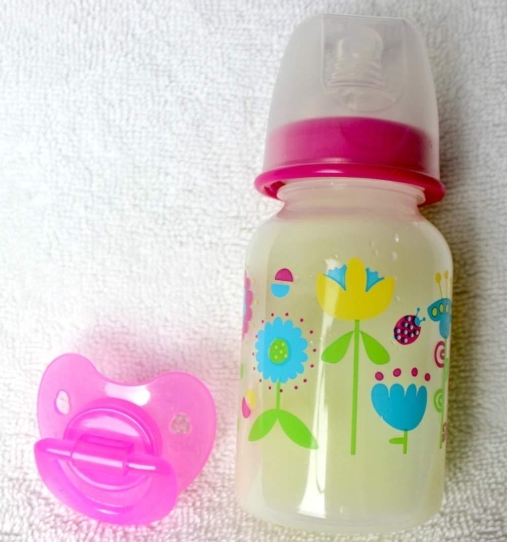 2oz Sealed Reborn Formula Bottle w//No Hole Nipple SALE! 1 U-choose color!