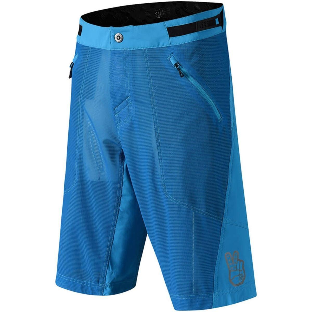 Troy Lee Designs Skyline Air Men's Off-Road BMX Shorts with Liner - Ocean / 30
