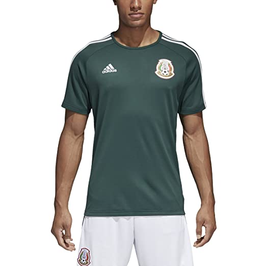30aeae66b Amazon.com  adidas Mens Mexico Home Fan Shirt  Sports   Outdoors