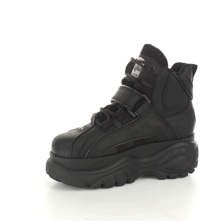 Buffalo 1348-14 2.0 Damen Schuhe Schwarz Nero Nero Schwarz 935a9b
