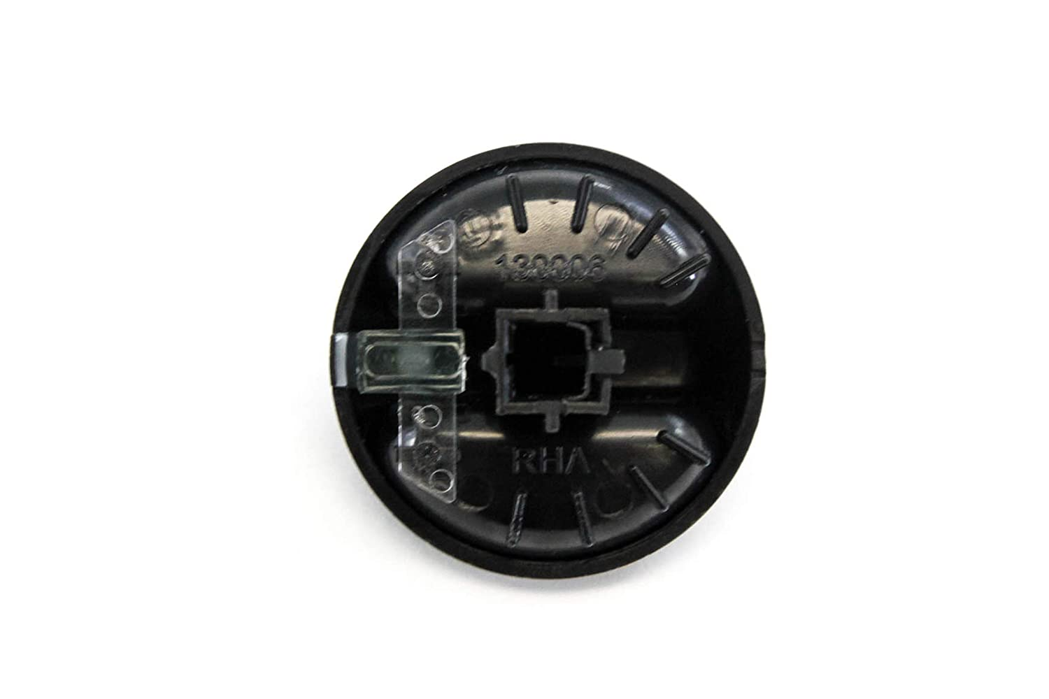 Compatible with Toyota Tundra 2000-2006 Control Knob Heater A//C or Fan Single Replacement for Lost or Damaged Control Knobs