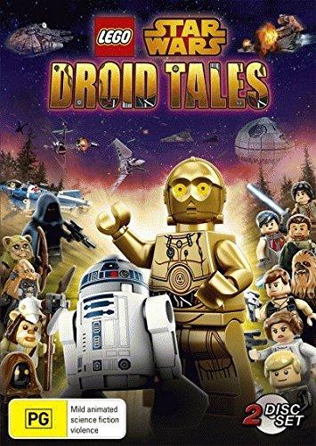 Lego Star Wars Droid Tales | NON-USA Format | PAL | Region 4 Import - Australia