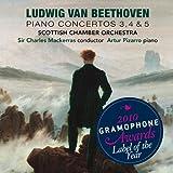 Beethoven Piano Concertos 3, 4 & 5