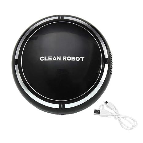 USB Recargable Smart Clean Robot Aspirador automático de ...