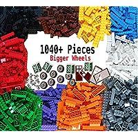 Dreambuildertoy building bricks 1040 pieces set, 1000...