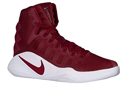 new style b492a 46213 Image Unavailable. Image not available for. Color  Nike Women s Hyperdunk  2016 TB Basketball Shoes Maroon ...