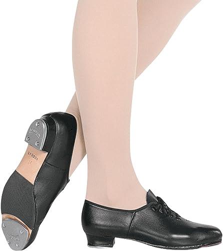 BLOCH Womens Dance Jazz Full-Sole Leather Tap Shoe