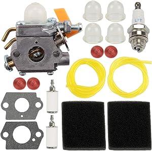 Anzac 308054013 C1U-H60 Carburetor for Ryobi SS26 BC30 RY29550 RY30530 RY30550 RY30570 RY30931 RY30951 Homelite UT32650 UT21006 25cc 26cc 30cc Trimmer