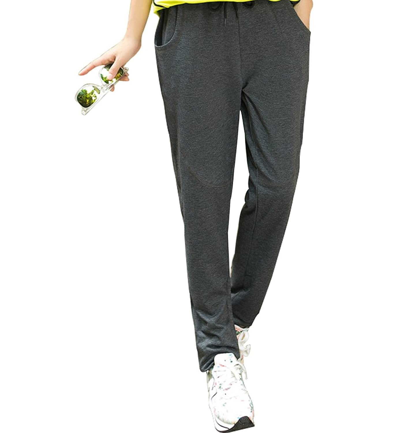 Wind Girl Women 'S Jersey Pant Slacks and a Sports Pants