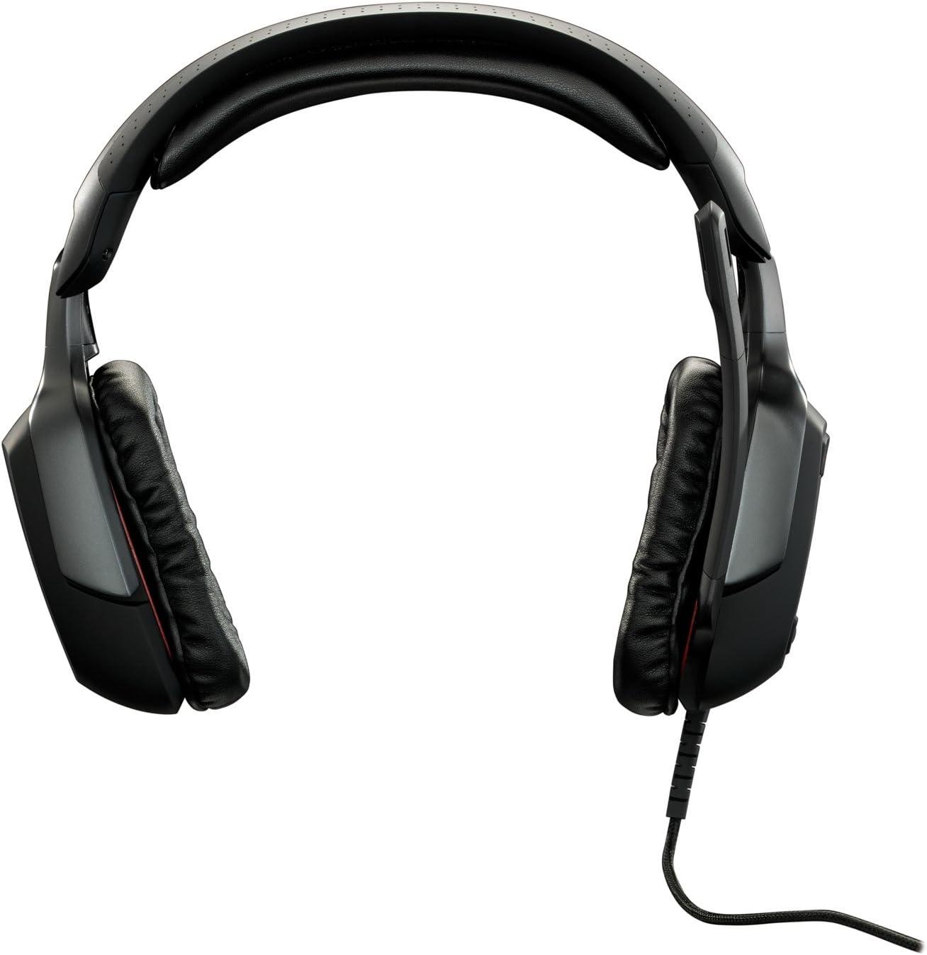 The Logitech G35 Headsets