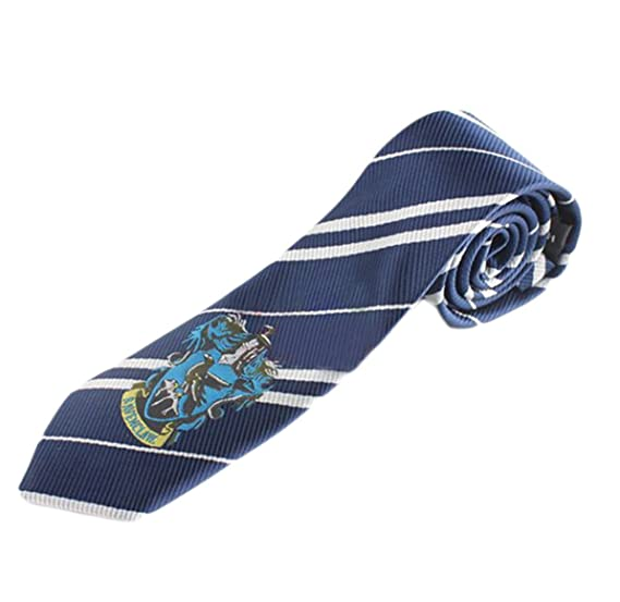 fe1c5476a7f7 Harry Potter Gryffindor / Slytherin / Hufflepuff / Ravenclaw Tie at Amazon  Men's Clothing store: