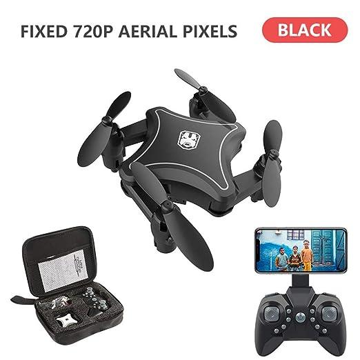julyso Mini dron KY902 con cámara HD 720P, control por voz ...