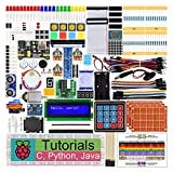 Freenove Ultimate Starter Kit for Raspberry Pi, Model 3B+ 3B 3A+ 2B 1B+ 1A+ Zero W, Python C Java, 434 Pages Detailed Tutorials, 223 Items, 57 Projects