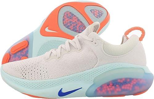 Nike Joyride Run Flyknit, Zapatillas de Trail Running para Mujer, Multicolor (White/Racer Blue/Platinum Tint 100), 37.5 EU: Amazon.es: Zapatos y complementos