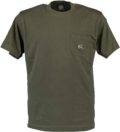 Pack de 2 Caza – Camiseta para Trachten lederhosen ciervo ...