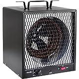 Heavy-Duty 5300W Electric Garage Heater, Commercial Utility Workshop Shed Heat
