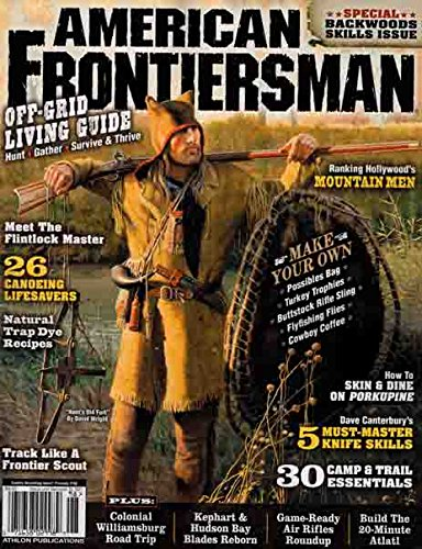 Download American Frontiersman Issue 01 pdf