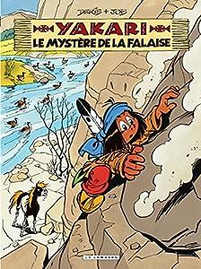 """Afficher """"Yakari n° 25 Le mystère de la falaise"""""""