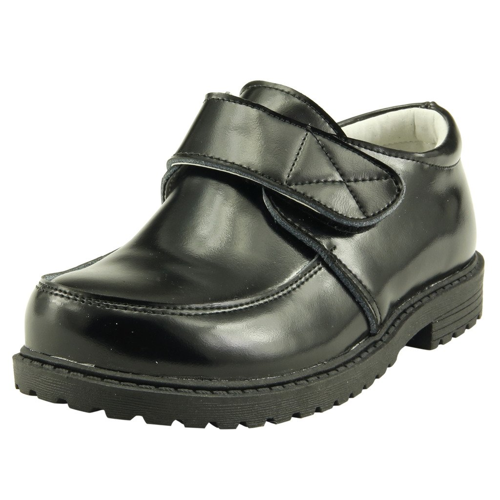 The Doll Maker Boys Round-Toe Loafer