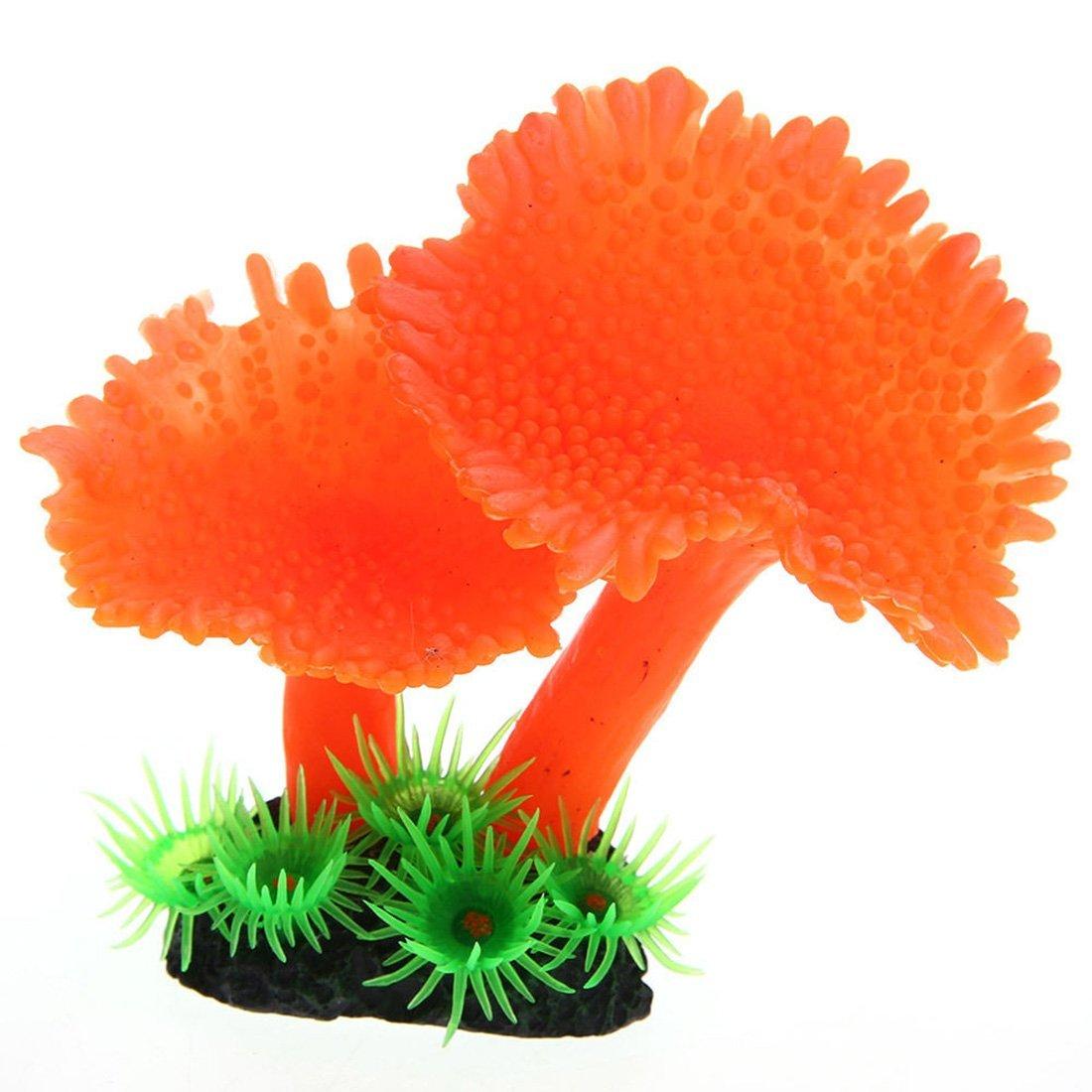 Plante artificielle en forme de corail en résine pour Aquarium décor-Bleu ASTrade TRTA11A