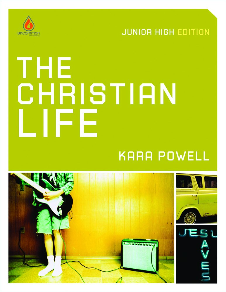 Download The Christian Life (Teacher GD)(Uncommon Junior High Group Study) pdf