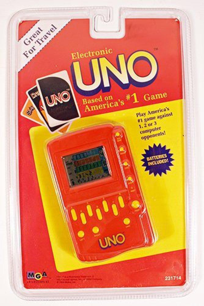 [マテル]Mattel Classic Handheld Electronic Uno 231714 [並行輸入品] B00000IRM1