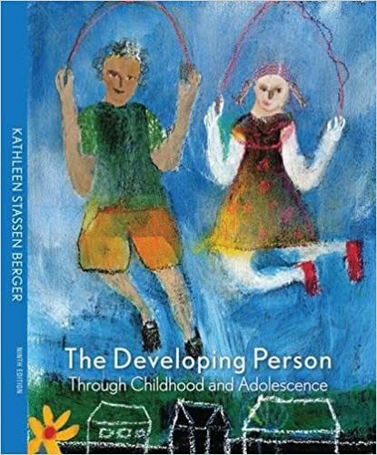 Amazoncom The Developing Person Through Childhood And Adolescence
