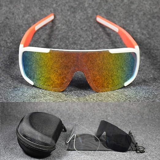 Ophelia 3 Lente de Bicicletas de montaña Ciclismo Gafas Gafas de ...