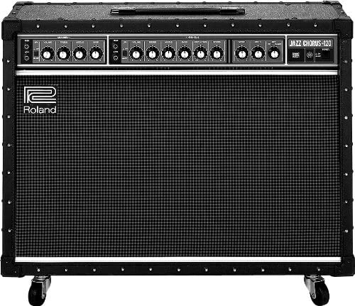Roland JC-120 Jazz Chorus 120-Watt review