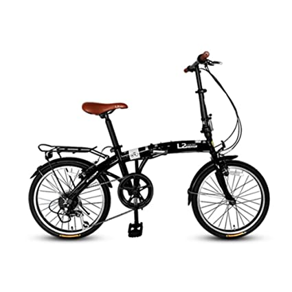 EXCIDER, Folding Bike, Sunrun Gear 7 level 20 Inch L2 Carpe Diem Classic (