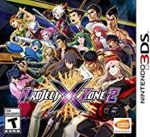 Project X Zone 2 - Nintendo 3DS - Standard Edition