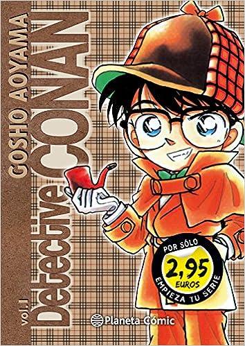Pack Detective Conan - Número 1, Nueva Edición Especial Manga ...