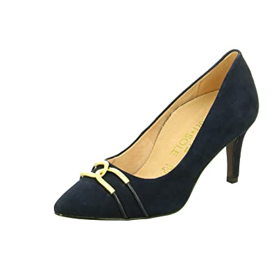 Tamaris 22442 21 805 Heart & Sole modische Damen Pumps mit
