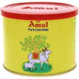 Amul Pure Cow Ghee, 500ml tin