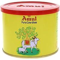 Amul Pure Cow Ghee, 500ml tin