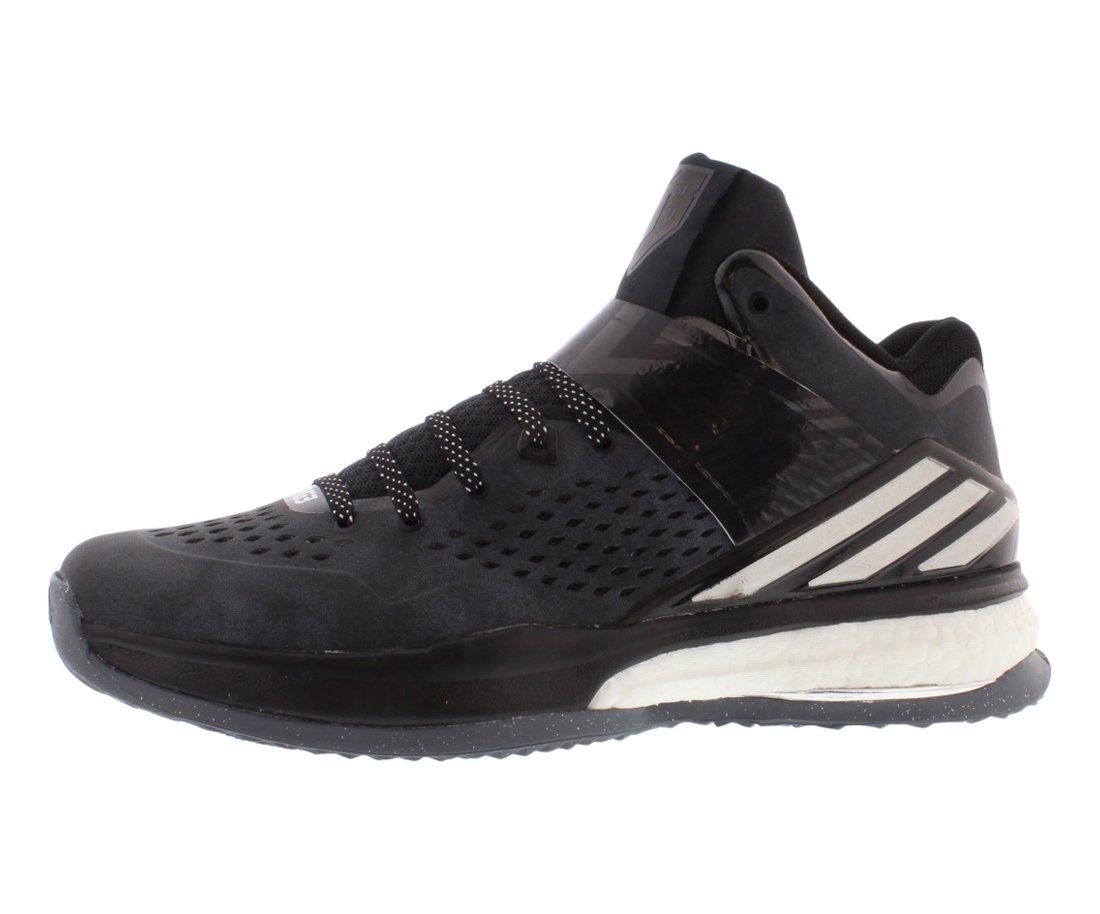 adidas Men's Rg III Energy Boost B00MKE6PC6 10 D(M) US|Black/White