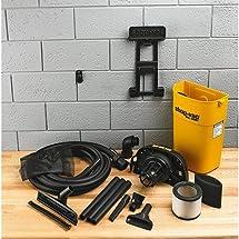 Shop-Vac 3942000 5 Gallon 4.0 Peak HP Wall Mount Wet/Dry Vacuum