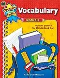 Vocabulary, Grade 5, Wanda Kelly, 0743933648