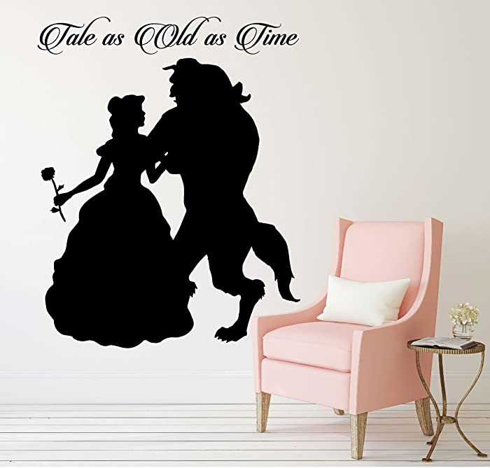 Top 8 Tale As Old As Time Wall Decor