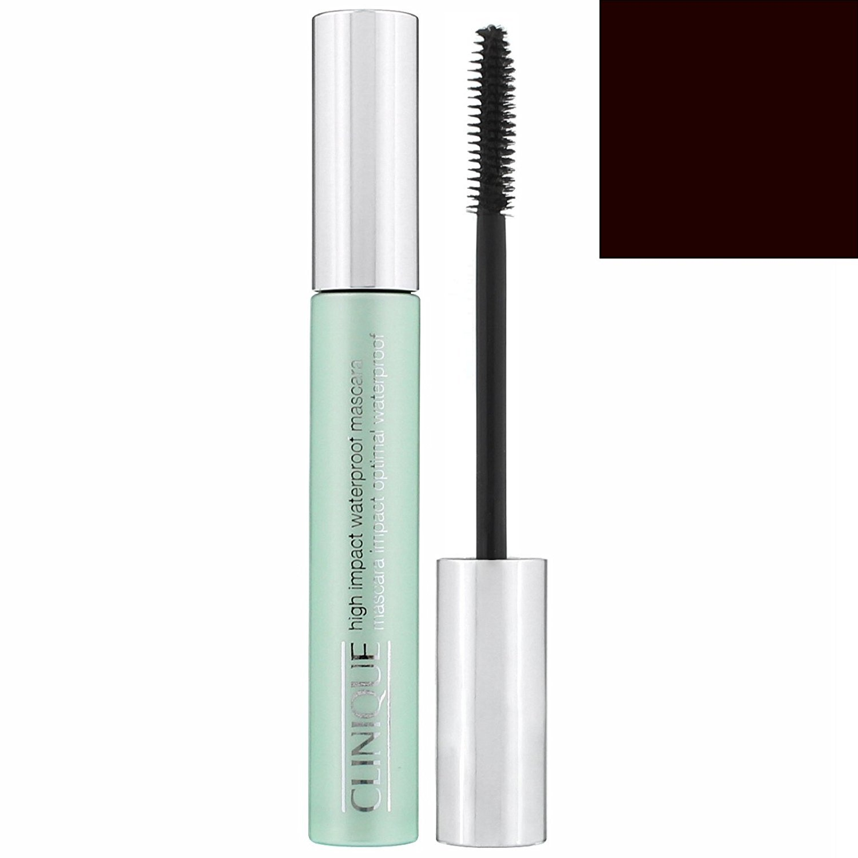 18e7b20a83c Amazon.com : Clinique High Impact Waterproof Mascara, 02 Black/Brown :  Beauty