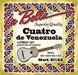LaBella C11 South American Cuatro String Set